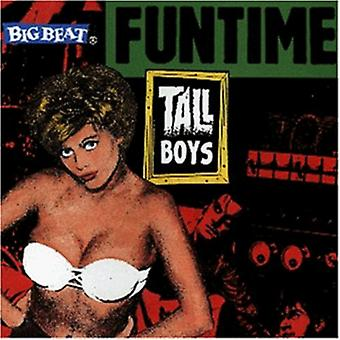 Tall Boys - Funtime [CD] USA import