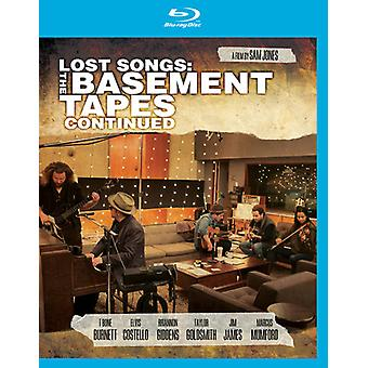 Various Artist - Lost Songs: The Basement Tapes Continued [BLU-RAY] USA import