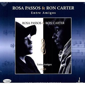 Ron Carter & Rosa Passos - Entre Amigos [Vinyl] USA import