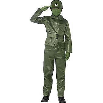 Toy soldier soldier costume child kids costume