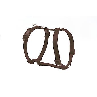 Freedog Basic Nylon Harness Brown (Dogs , Collars, Leads and Harnesses , Harnesses)