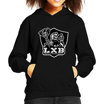 League of Extraordinary Badguys Masters Of The Universe Kid's Hooded Sweatshirt