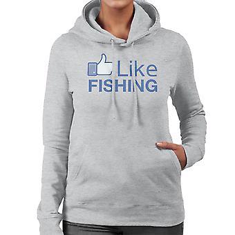 Como pescar moletom com capuz Facebook feminino
