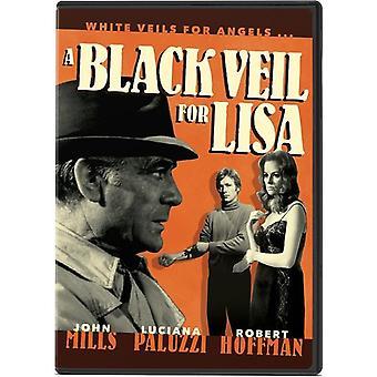 Black Veil for Lisa [DVD] USA import