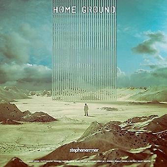 Stephen Emmer - hjemmebane [CD] USA import