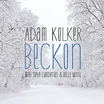 Kolker*Adam - Beckon [CD] USA import