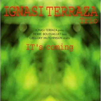 Ignasi Terraza Trio - det er Coming [CD] USA import