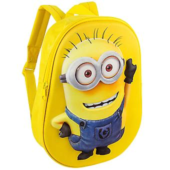 Fabrizio minions 3D scene kids backpack 20409-0900