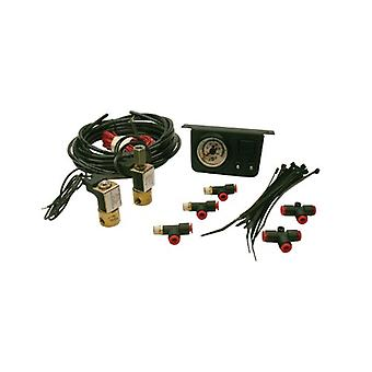AIR LIFT 25802 Load Controller I Add-On Dual Gauge