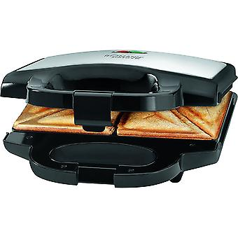 Bomann sandwich ST 1372 black / stainless steel
