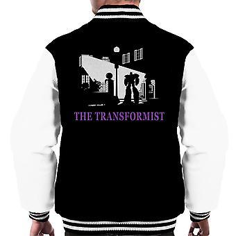 The Transformist Exorcist Poster Mix Men's Varsity Jacket
