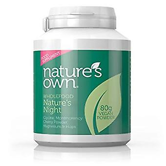 Natures Own Nature's Night, 80g Powder
