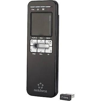 Radio Touchpad Renkforce Touch Air ITV-R01T