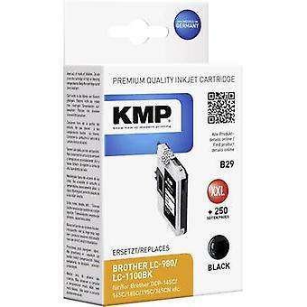 KMP Ink replaced Brother LC-980, LC-1100 Compatible
