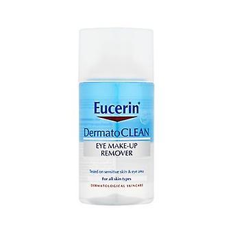 Eucerin DermatoCLEAN Waterproof Eye Make-up Remover