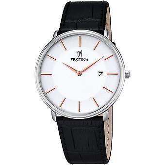 Festina mens watch F6839-3