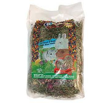 Cliffi Alpine Rose With Petali 500 Grs (Small pets , Hay)