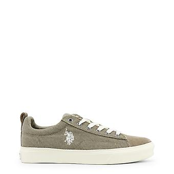 U.S. Polo Men Sneakers Green