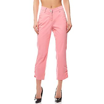 3/4 jeans for women pants pink TONI