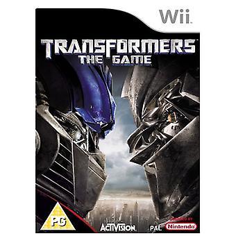 Transformatoren het spel (Wii)