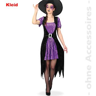 Witch Violetta sorceress Lady costume witch costume costume ladies