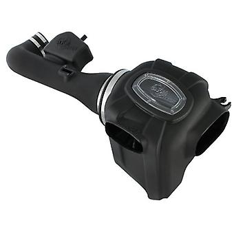 aFe Power Momentum GT 51-76101 Nissan Titan Performance Intake System (Dry, 3-Layer Filter)