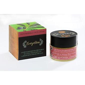 Natural anti-wrinkle and anti-ageing Face cream 50ml.