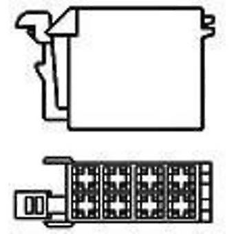 TE Connectivity Buchse Gehäuse - Kabel J-P-T Gesamtzahl der Stifte 16 Kontakt Abstand: 5 mm 2-963217-1-1 PC