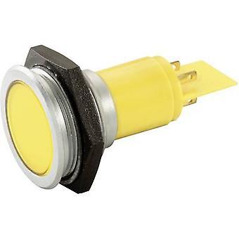 Signaal construeren LED indicator licht blauwe 230 V AC 20 mA SMFP30H4289