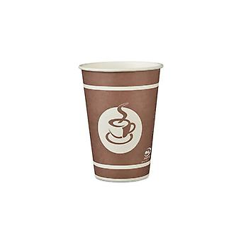 Paper cups STAPLES To-Go 20 CL 100/FP
