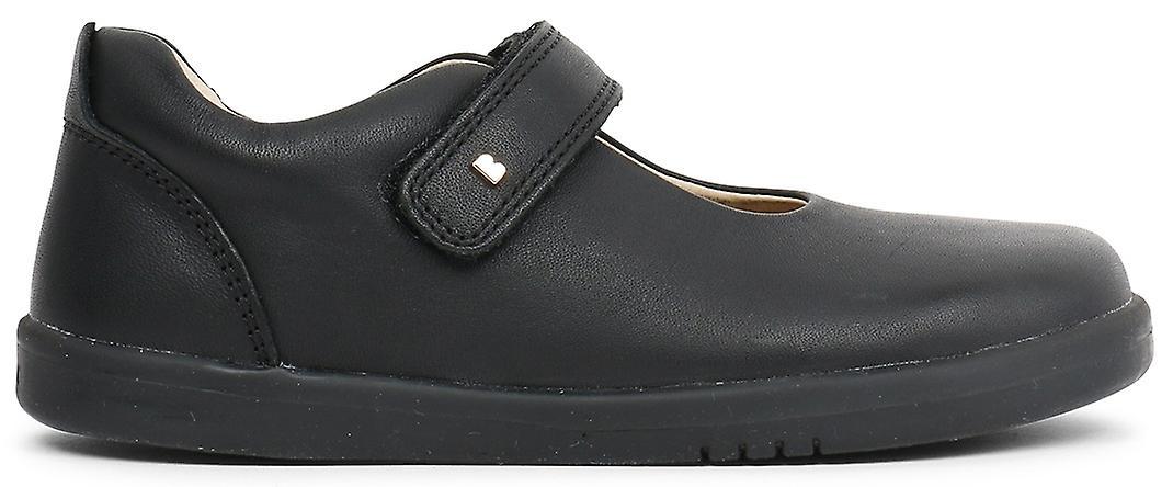Livraison gratuite chaussures Bobux Kid + école de filles Delight noir