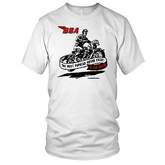 BSA der beliebtesten Motorrad Kinder T Shirt