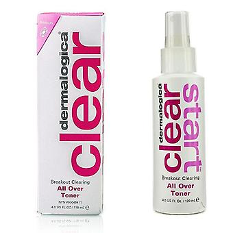 Dermalogica Clear Start Breakout Clearing All Over Toner - 118ml/4oz