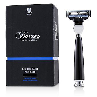 Baxter Of California Three Blades Cartridge Razor - 1pc