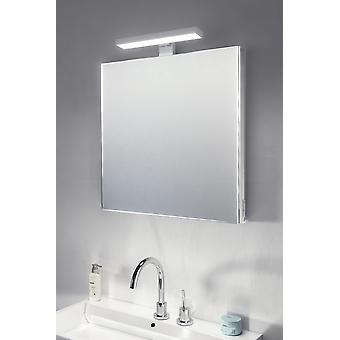 Supra uttag topp ljus spegel med sensor & rakapparat k481