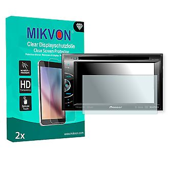 Pioneer AVH-X3600BHS Screen Protector - Mikvon Clear (Retail Package with accessories)