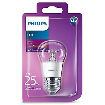 Philips 8718696454756 4W (25W) E27 KL ND LED Kogel Lamp