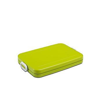 Mepal lunchbox tab flat-lime