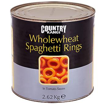 Country Range Wholewheat Spaghetti Rings