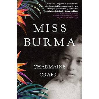 Miss Burma av Miss Burma - 9781611855074 bok