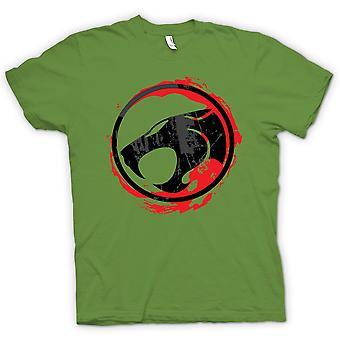 Mens t-skjorte - Thudercats - Retro - tegneserie - tegneserie