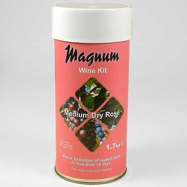 Magnum Medium Dry Rose