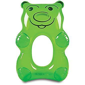 Bigmouth Inc - Giant Gummy Bear Pool Float (Green)