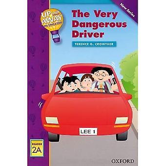 Leitores acima e longe: nível 2: O motorista muito perigoso: leitor 2A