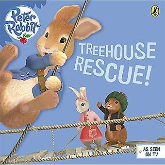 Animazione di Peter Rabbit: Treehouse Rescue!
