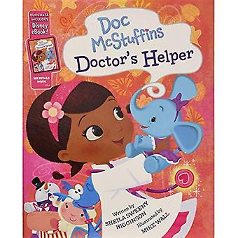 Doc McStuffins Doctor's Helper: Köp inkluderar Disney eBook!