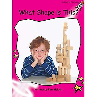 What Shape is This?: Emergent (Red Rocket Readers: Non-fiction Set B)