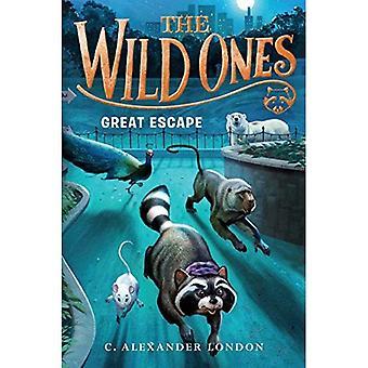 The Wild Ones: Great Escape (Wild Ones (Hardcover))