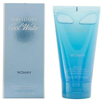 Davidoff Cool Water Woman Shower Gel 150 ml (Perfumes , Gels)