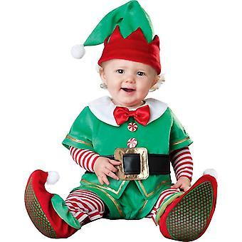 Kleine Elfe Kinder Kostüm